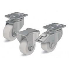 Pressed Steel Heavy Duty Castor With Wheel