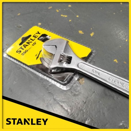 Stanley  adjustable  wrench 250mm