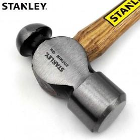 STANLEY 1602 WOOD HANDLE BALL PEIN HAMMER
