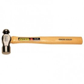 STANLEY 1602 WOOD HANDLE BALL PEIN HAMMER