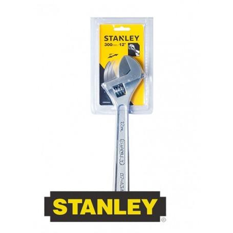 """STANLEY ADJ WRENCH 300MM/12"""""""