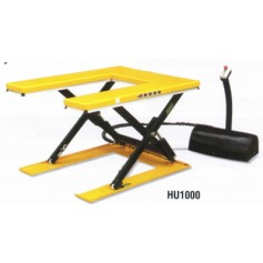 """U"" Low Lift Table HU Series"