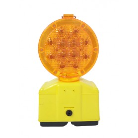24pcs LED barricade warning light