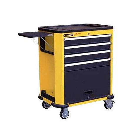 STANLEY Roller Cabinet, Model:99-069 + Accessories (135 pcs) + Foam Cut