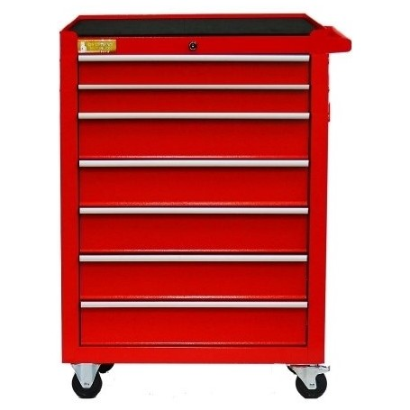 7 drawer tool cabinet