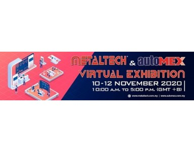METALTECH Virtual Exhibition Malaysia 2020